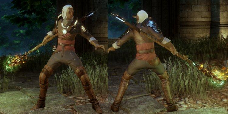 Arcane Warrior s Inquisition