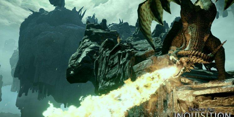 Dragon Age Inquisition details