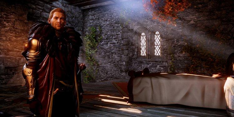 Dragon Age 3 Inquisition: Get