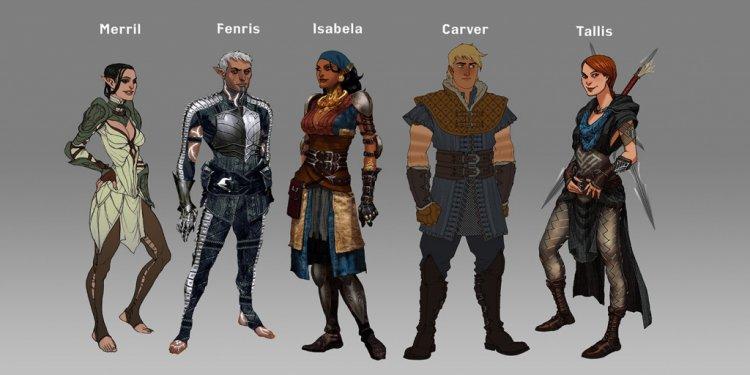 Dragon Age Inquisition Forum I