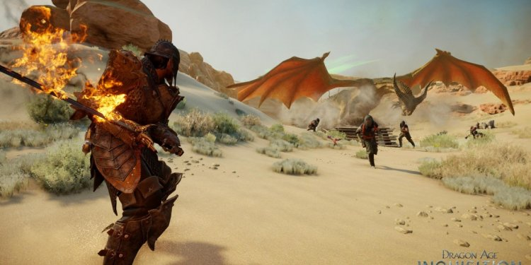 Dragon Age: Inquisition gets a