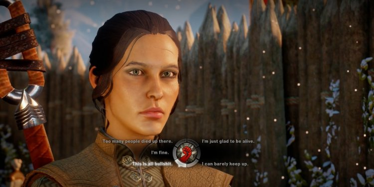 Dragon Age: Inquisition: The