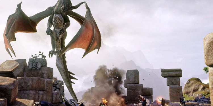 Dragon Age Inquisition: Voice