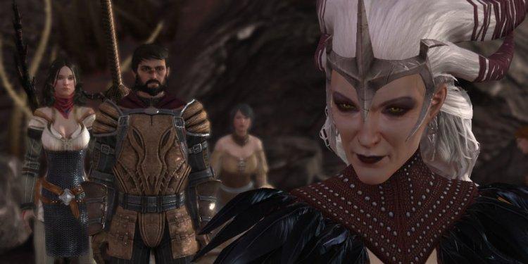 Dragon Age Ii Often Felt Like