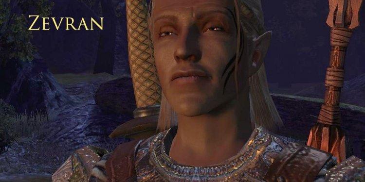 Zevran is Antonio Banderas in