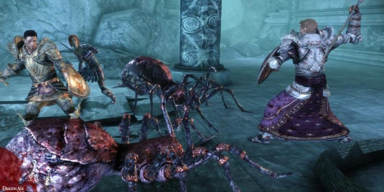 Dragon Age: Origins-Cheats