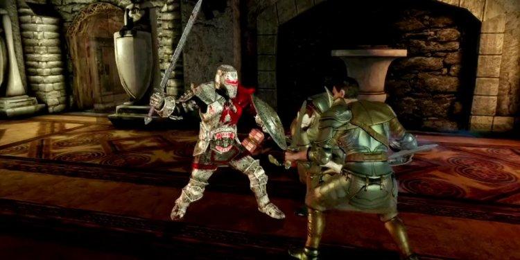Game Movies: Dragon Age: