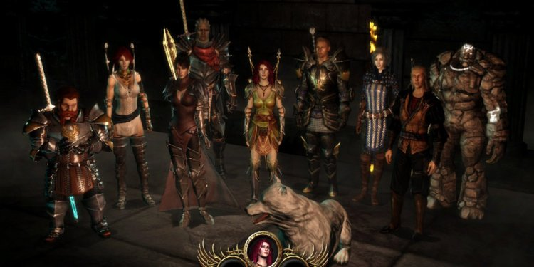 Dragon Age - mods and