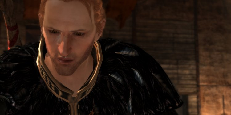 Dragon Age 2 – Meeting Anders