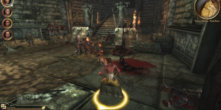 Dragon Age: Origins System