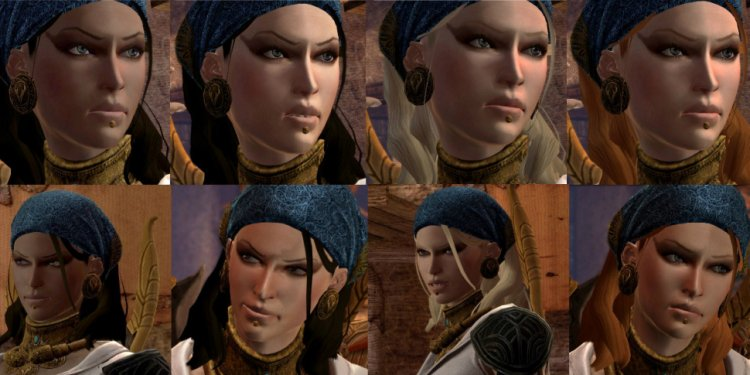 Iveys isabela at Dragon Age 2