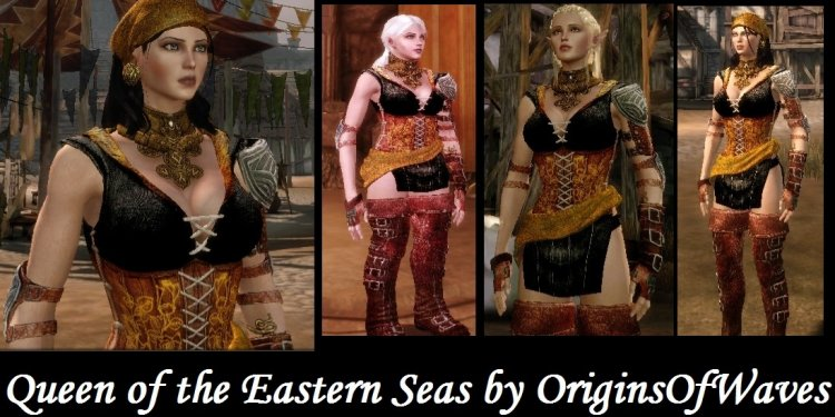 At Dragon Age - mods and