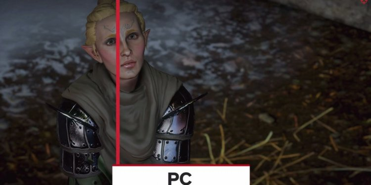 Three-Way Comparison Shows PCs