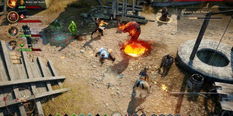 EA delayed the Dragon Age: