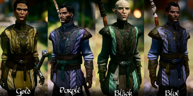 Dragon Age Clothing mods