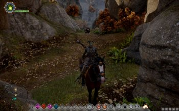 an everyday horse, thats exactly what its - supports - Exploration for the game globe - Dragon Age: Inquisition Game Guide & Walkthrough