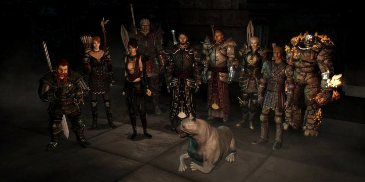 Dragon Age Origins Reaver Specialization