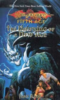 Cover Art Dragons of a brand new Age Vol 1 Sep 1996