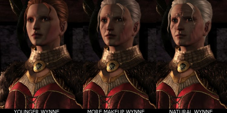 Dragon Age Origins hair mods