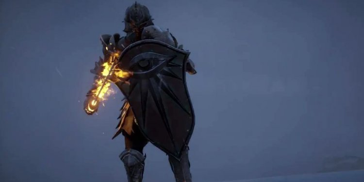 Trailer for Dragon Age Inquisition