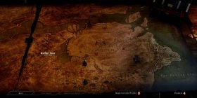 Dragon Age Inquisition Guide Tips War dining table
