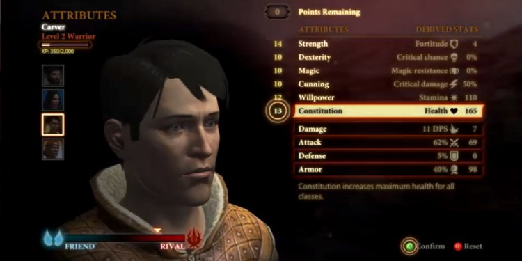 Dragon Age 2 Friendship Guide