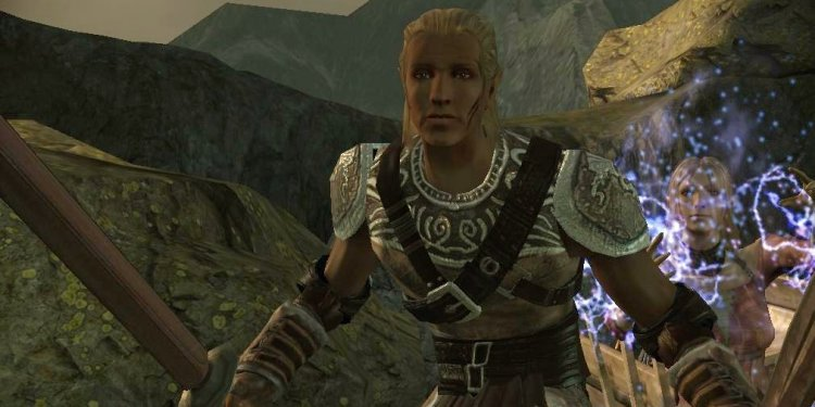 Zevran Dragon Age