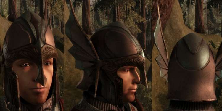 Dragon Age Inquisition Warden