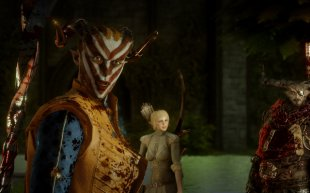 within the online game, you can find representatives of four various races - events and intercourse - Character creation - Dragon Age: Inquisition Game Guide & Walkthrough