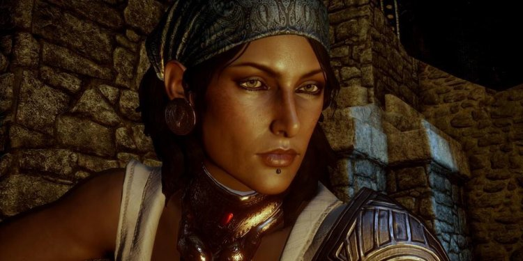 Dragon Age Isabela
