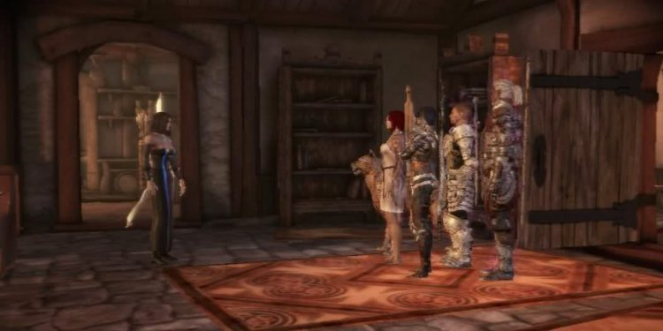 Dragon Age Origins multiplayer mod