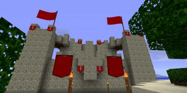 Minecraft Dragon Age Mod