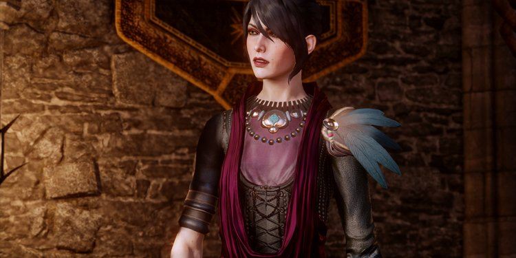 Dragon Age Morrigan mods