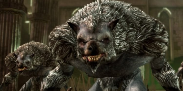 Dragon Age werewolves