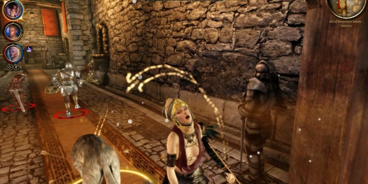 Dragon Age Origins Tactics Guide