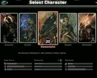 Dragon Age character Guide