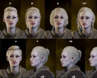Dragon Age hair mods